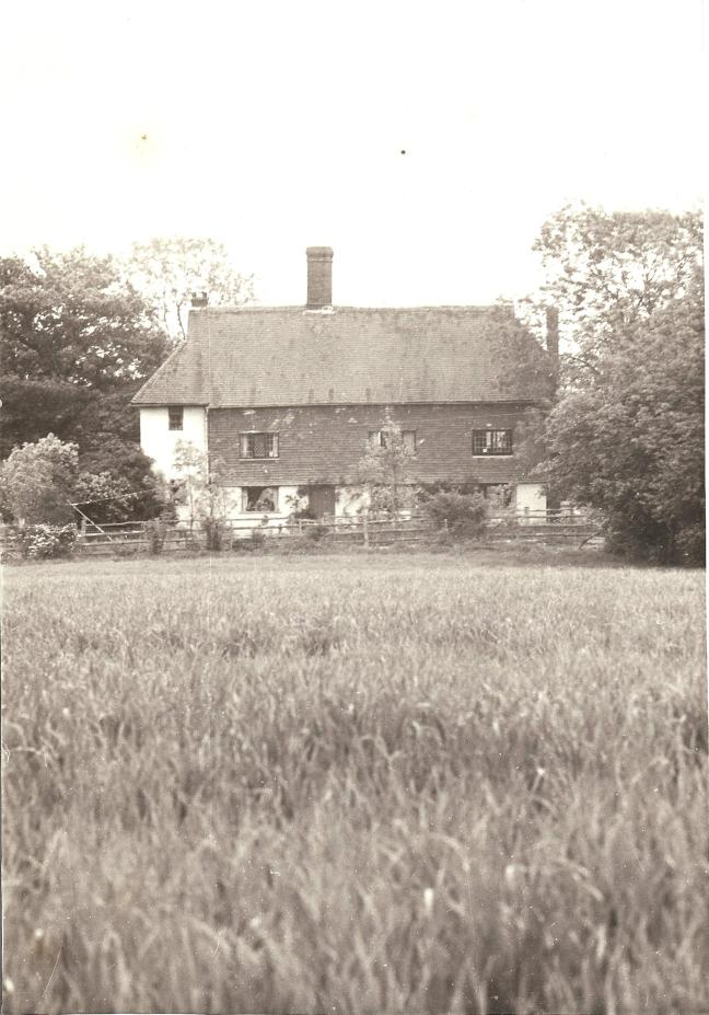 Busses Farmhouse 1976.