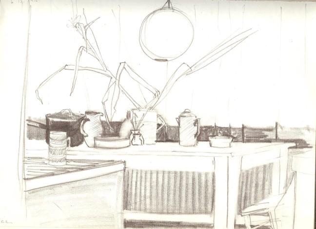 Kitchen table sketch 1976.jpeg