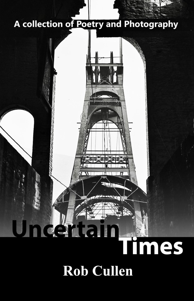 uncertain times black