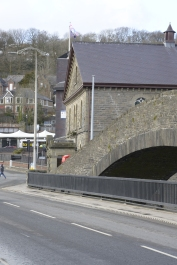 The Old Bridge and Pontypridd Museum.