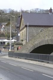 The Old Bridge and Pontypridd Museum.